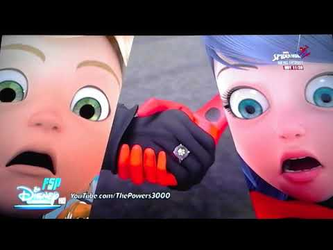 Let's Show: Miraculous Ladybug Season 2 episode 15 (Frightningal)