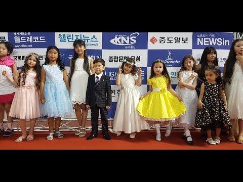 5 July. Kids Fashion Show. Part 3. Dress. Top Kids.