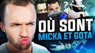 MAIS OÙ SONT MICKA ET GOTA ? (ft. Gotaga, Micka, Doigby, Locklear, Domingo)