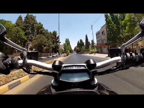 Ducati Diavel - 8th to 1st Circle - Amman