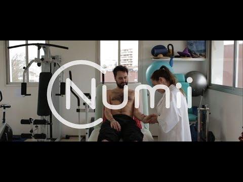 Numii® | Physiotherapist