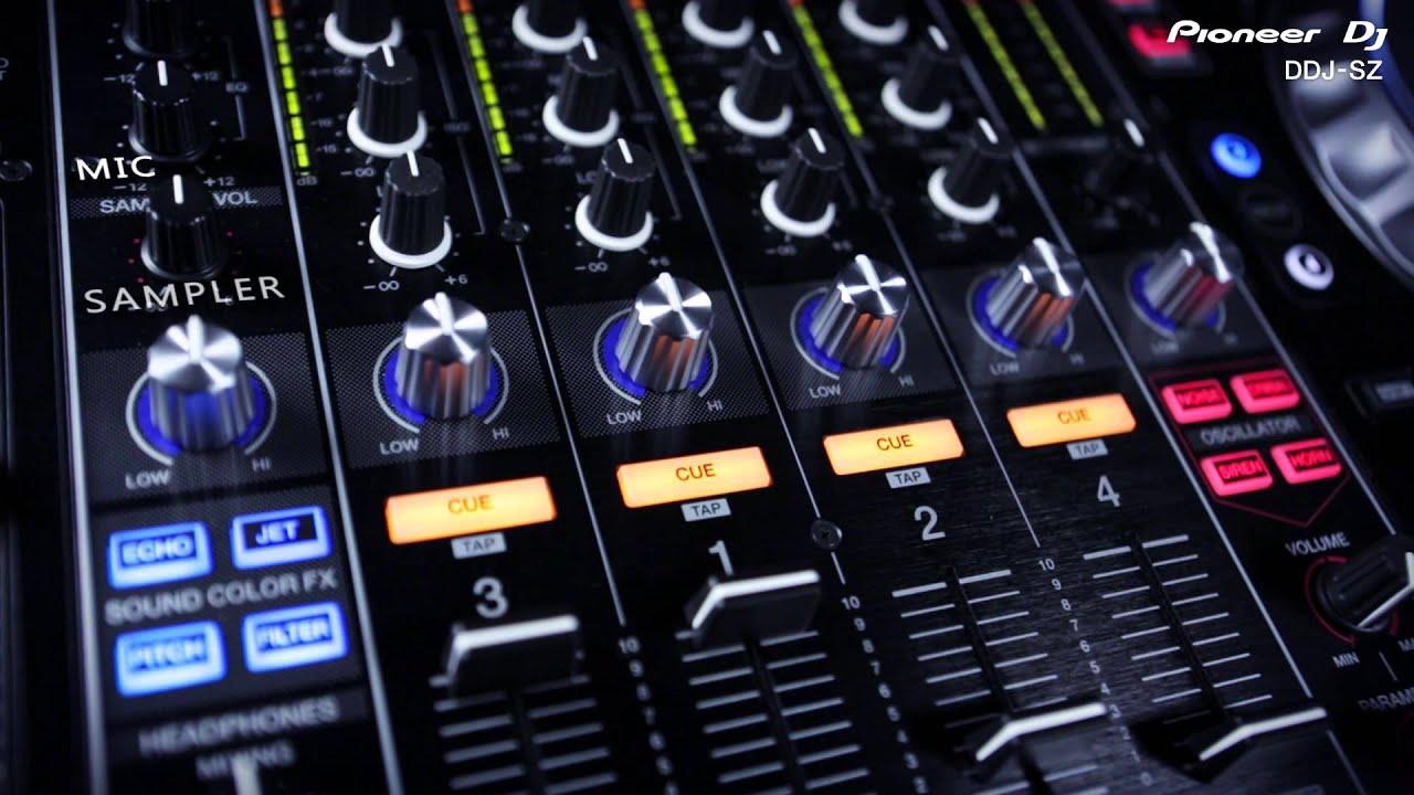 spanish tutorial controlador pioneer ddj sz para serato dj