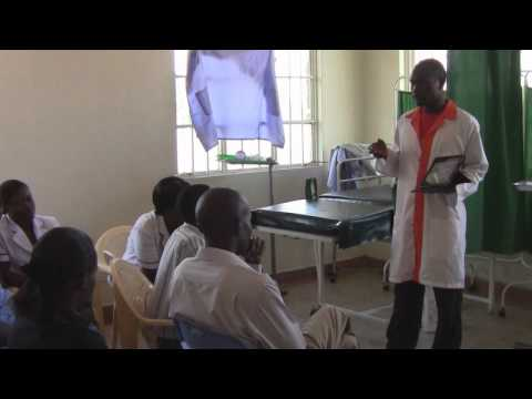 mHealth Spreads Globally to Africa with Health eVillages