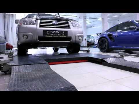 Реклама автомойки  UPgrade