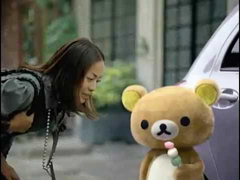 後藤久美子 トヨタ CM スチル画像。CM動画を再生できます。