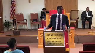 "Matthew 6:14,15 ""Dimensions of Forgiveness"" - Rev Everett Mitchell"