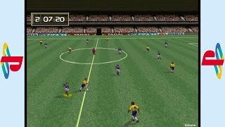 PS1 - FIFA Soccer 96 Gameplay