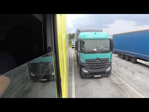 #2Memories | #Дальнобой_по_Европе  |  Работа водителем дальнобойщика по Европе на грузовике 2020