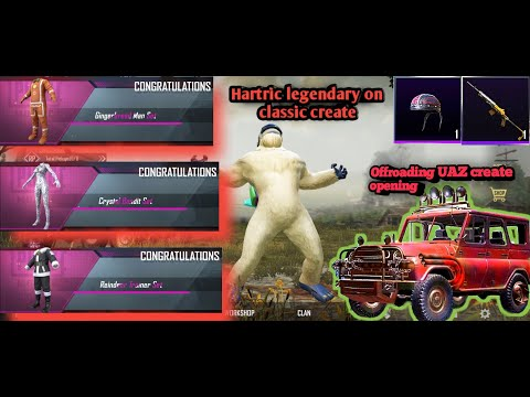 Create Opening (40+)offroading UAZ +hartric Legendary On Classic Create Please Watch 'till End