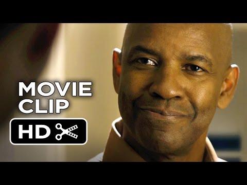 The Equalizer Movie CLIP - How'd You Find Me? (2014) - Denzel Washington Movie HD