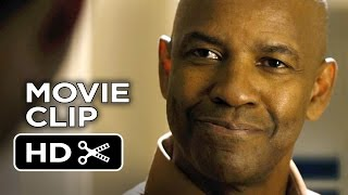 The Equalizer Movie CLIP - How'd You Find Me? (2014) - Denzel Washington Movie HD