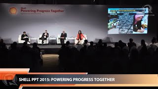 Shell PPT 2015: Case studies on resilience for cities