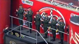 2011 Coca Cola 600 at Charlotte Part 1 of 21 (Intro/Opening Ceremonies)