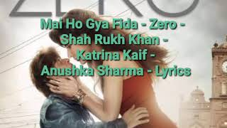 teri ha main ho gaya fida lyrics...full HD video....