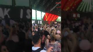 Snakehips at Coachella 2018 weekend 1