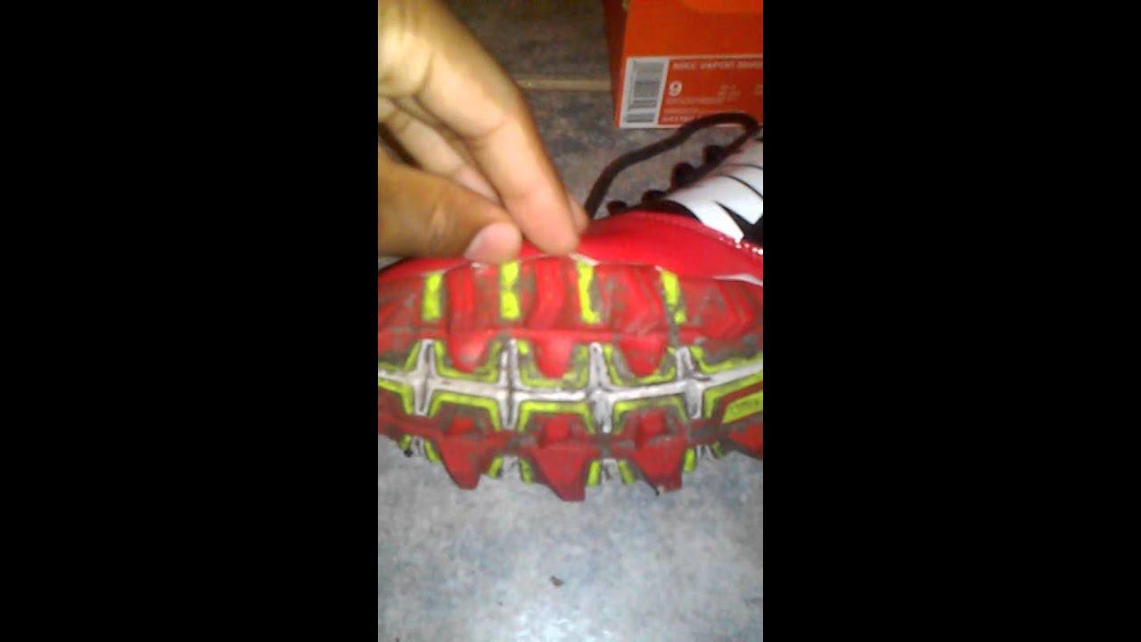 Nike vapor shark cleats .