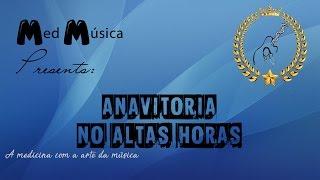 AnaVitória (ft. Tiago Iorc) - Trevo Tú no Altas Horas