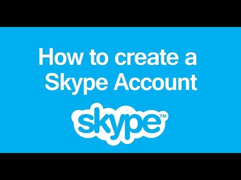 Create A Sky Account