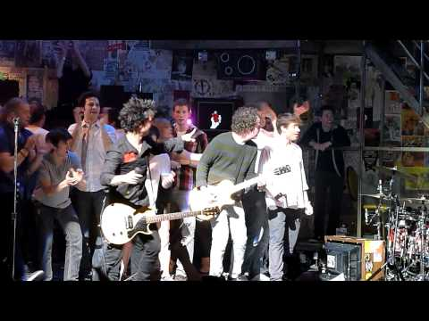Green Day - Jesus Of Suburbia @ American Idiot Musical, NYC April 24, 2011