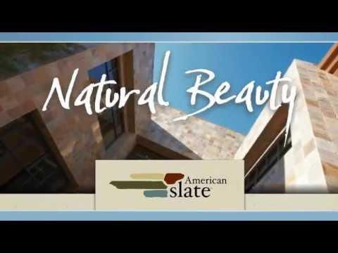 American Slate | Slate Tile, Slate Roofing, Slate Siding