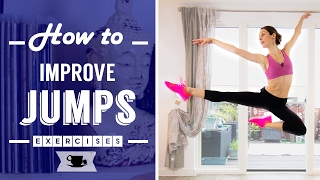 5 Exercises to Improve Jumps | Lazy Dancer Tips