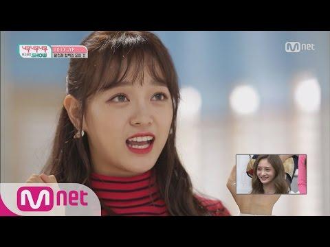Produce 101 아이오아이 너무너무너무 MV 촬영 현장 공개 161012 EP.21