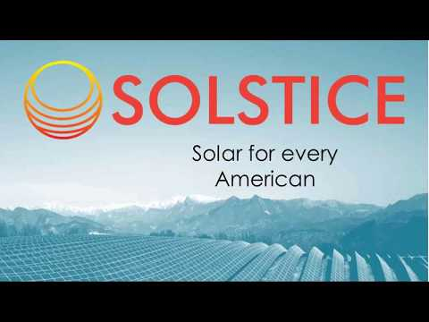 Innovations to put solar power in the hands of every American