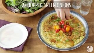 How to Make Spanish Potato Omelet | Breakfast Recipes | Allrecipes.com