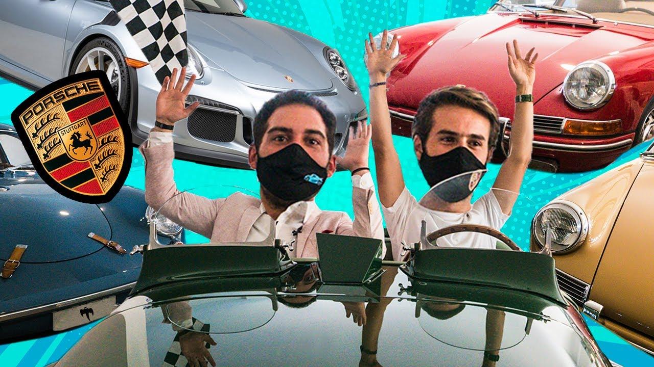 El garage de Porsche más exclusivo en México - Don Koenigsegg