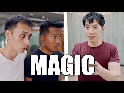 MAGICIAN VS IDIOTS