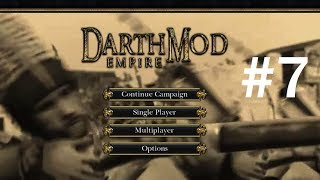 Let's Play Empire Total War Darthmod Russian Campaign #7 Battle For Courland