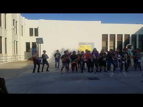 Taft Union High School Band 9/5/18 (5)
