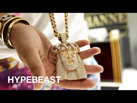 How To Buy Jewelry With Greg Yuna, Popular Jewelry, Avianne & Co | HYPEBEAST How To