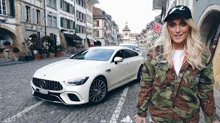 The Most Powerful Mercedes AMG!!   GT 63 S 4Matic+
