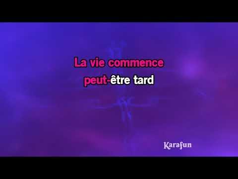 Karaoké Un peu d'espoir - Joyce Jonathan *