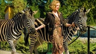 Жена смотрителя зоопарка - Русский Трейлер 2017 (Дубляж) / The Zookeeper's Wife