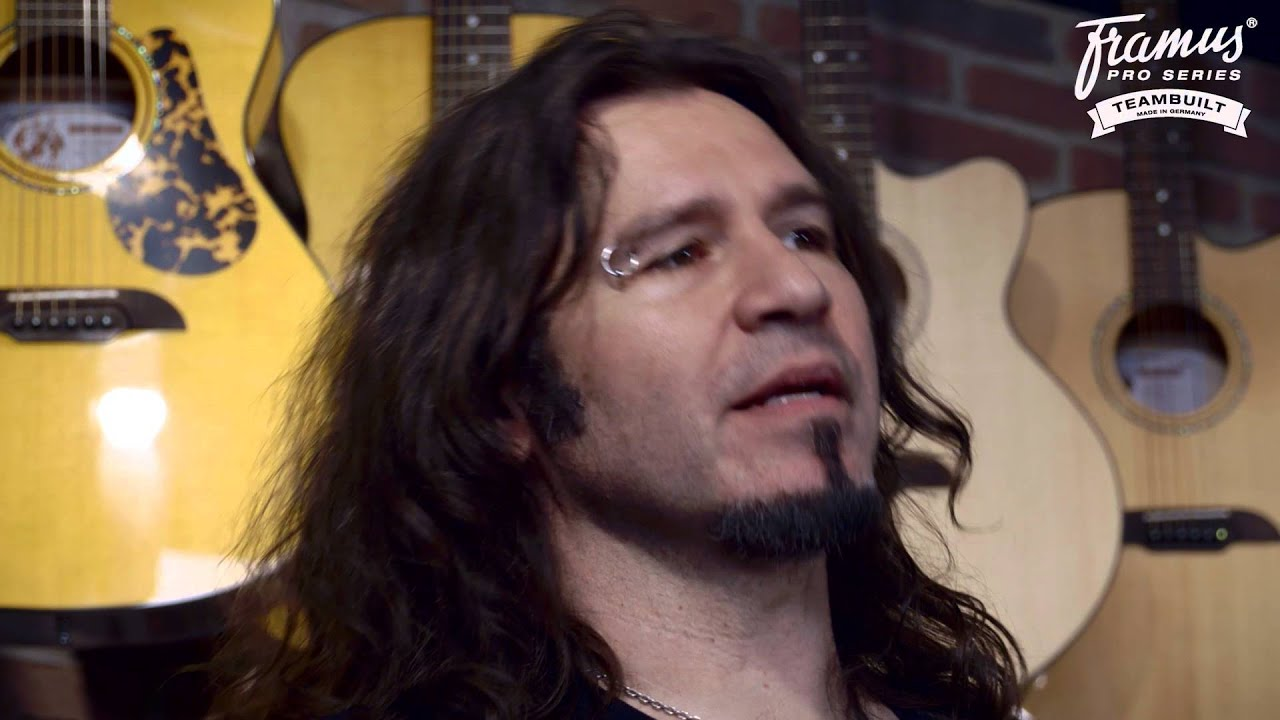 The Framus Pro Series XG-Model with Phil X - YouTube