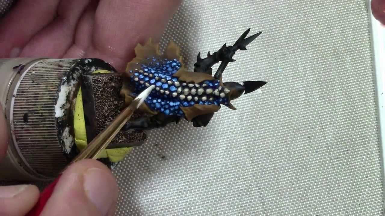 how to paint dark elf corsair sea dragon cloaks youtube rh youtube com Warhammer Dark Elf Dark Elf Rogue