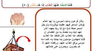 مشروع تحفيظ القرآن للأطفال سورة الز خرف Youtube