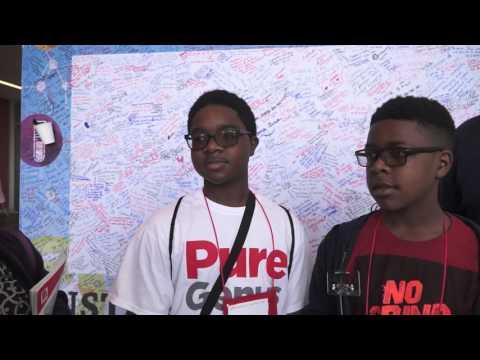 Chong Family Interview at #NSTA16 Nashville