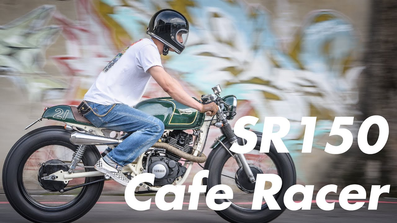 Yamaha SR150 Cafe Racer 愛將 150 咖啡樣式Feature