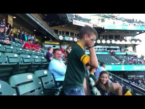 Dillon Is Young Dancing Star Of Rugby World Cup Sevens 2018 SF