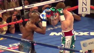 "Floyd Mayweather Jr. Vs. Saul ""Canelo"" Alvarez HD Full Fight Boxing @Rolando Oquendo"