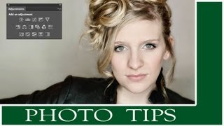 Photoshop Tips: Adjustment Layers