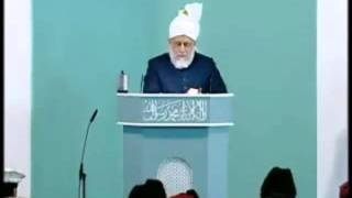 Urdu Friday Sermon 29th January 2010 - Islam Ahmadiyya