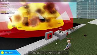 Playing with creator of roblox pvz house defence he got mad lol