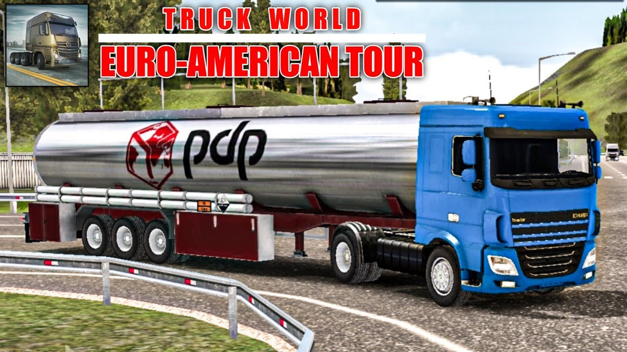 Underrated Gem   Truck World: Euro and American Tour (Simulator 2020) by GameFirst Mobile