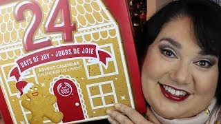 Sephora & The Body Shop Advent Calendar Haul