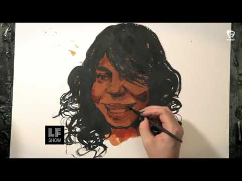 Laura Flanders Show: Molly Crabapple