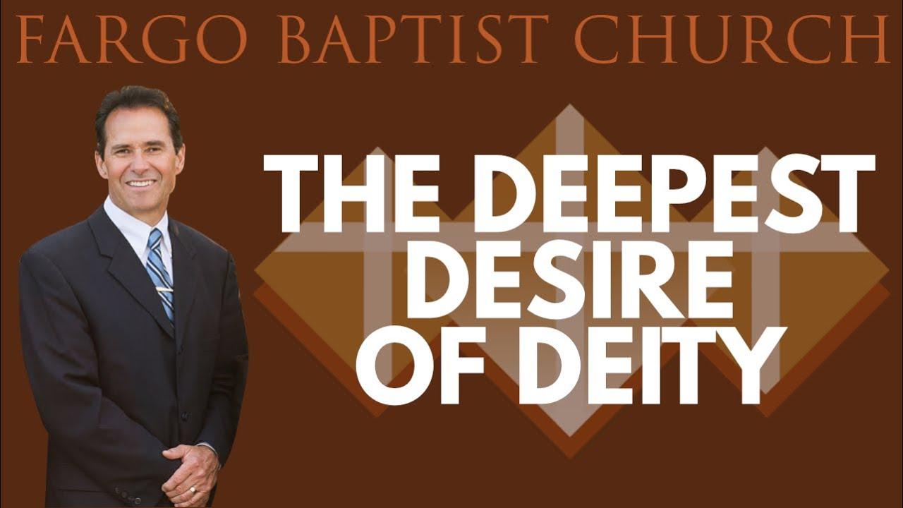 Tony Scheving - The Deepest Desire of Deity